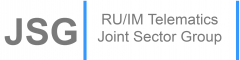 RU/IM TELEMATICS JOINT SECTOR GROUP (JSG)